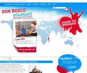 Don Bosco Volunteers